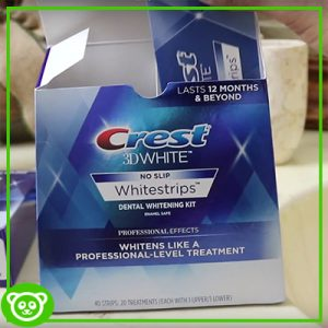 How to Use Crest 3D White Strips to Whiten Teeth Instantly