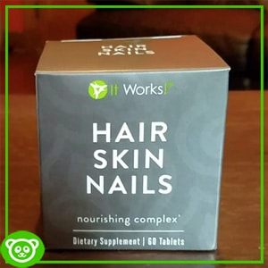 It Works! Hair Skin and Nails Review