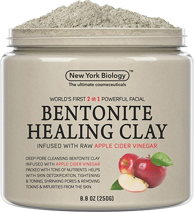 High Quality Bentonite Clay by New York Biologys