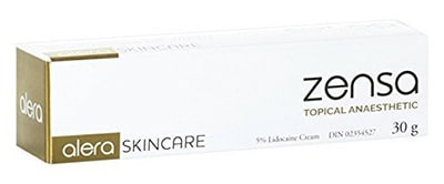 Best Numbing Cream for Piercings - Zensa