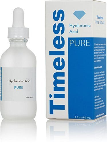 best serum to use with derma roller by Timeless
