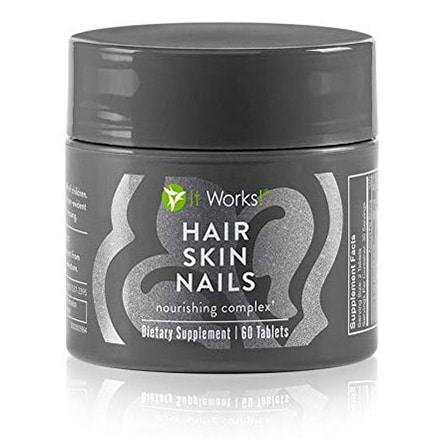 It Works Hair Skin Nails Review